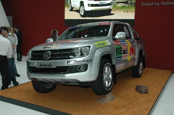 AIMS 2010 VW Amarok Ute