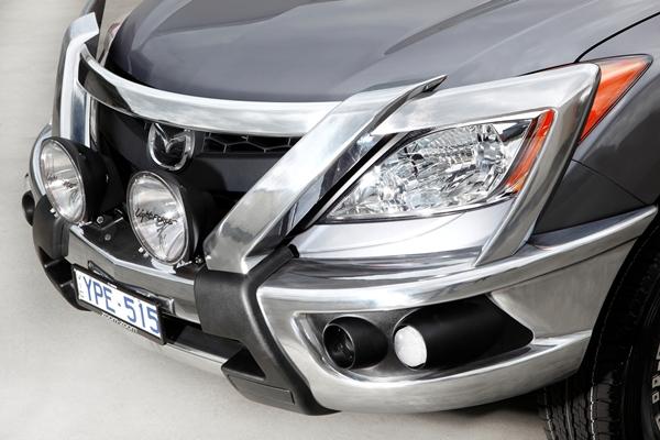 Mazda BT 50 XTR Dual Cab Ute bull bar