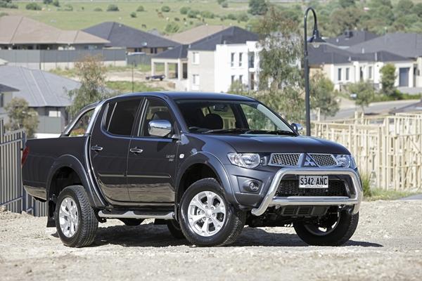 2012 Triton GLX-R 4x4 600