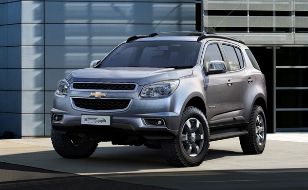 Cheverolet Trailblazer 4WD SUV 7 Seat