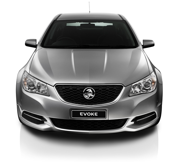 2013 Holden VF Commodore Evoke sedan exterior front