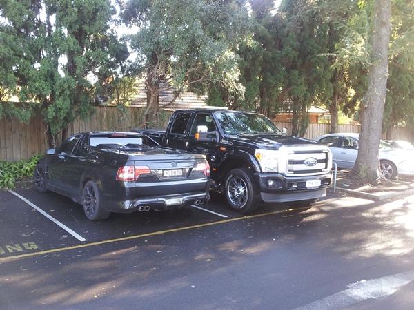 Ford F250 4X4 Platinum 6.7L V8 Diesel SuperDuty Crew Cab Ute