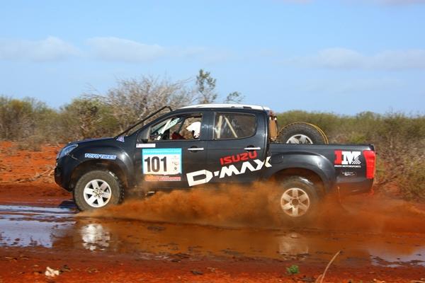 Isuzu D Max 2013 Australian Safari 1