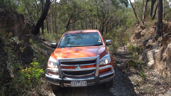 2014 Holden Colorado LTZ 4WD 6 SP Manual Dual Cab Ute