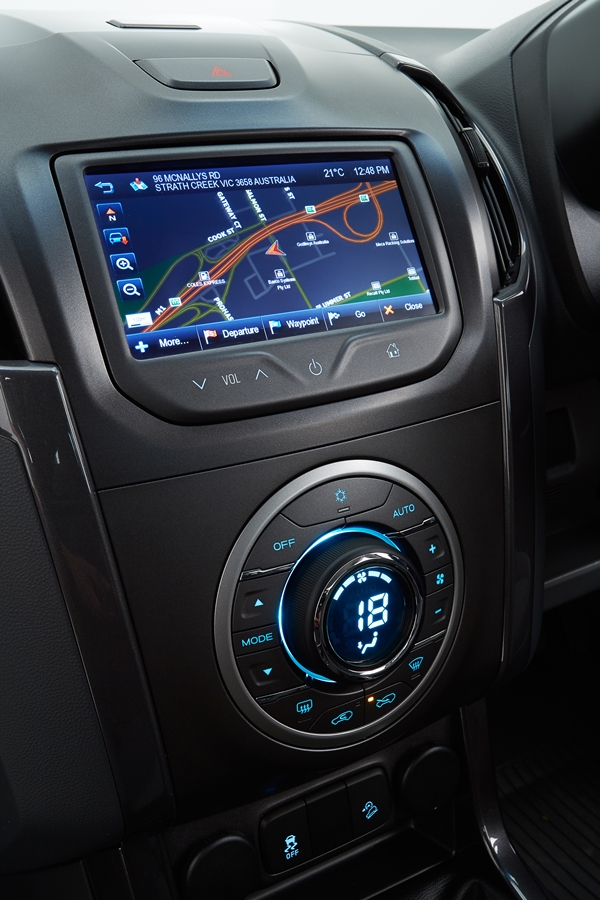 2014 Holden Colorado LTZ 4WD 6 SP Manual Dual Cab Ute