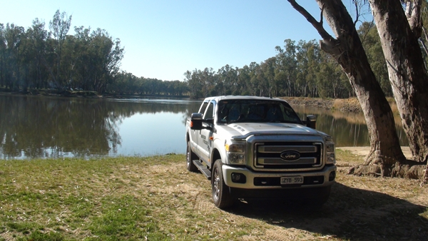 Ford F350 6.7L V8