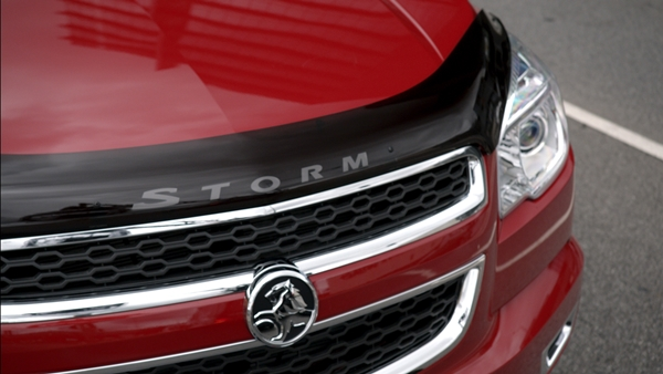 Holden Colorado LTZ Storm 1