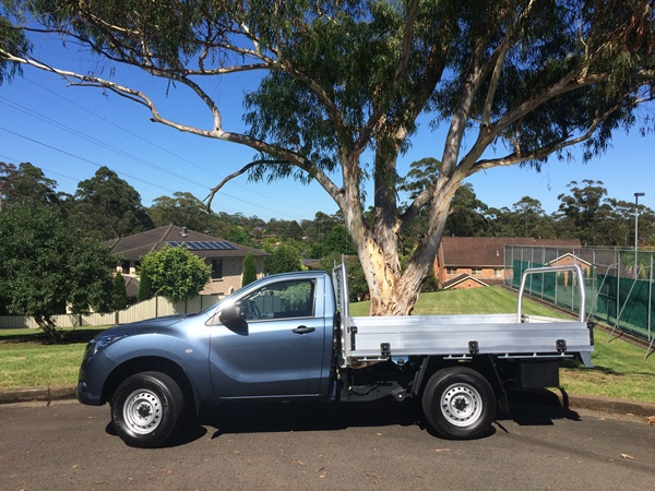 Mazda BT 50 Single CC 4X2 Ute