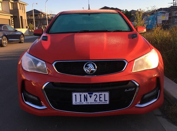 2017 Holden SS Ute V8