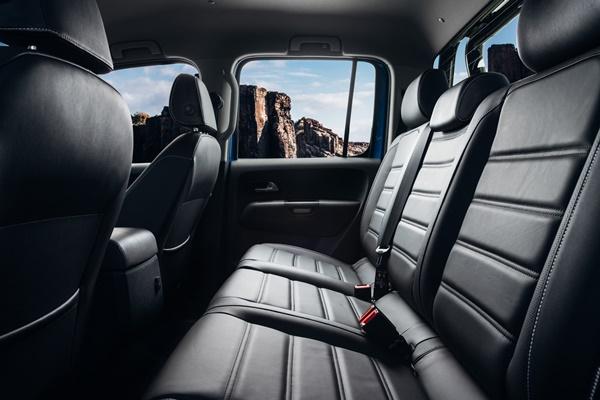 Volkswagen Amarok Ultimate.