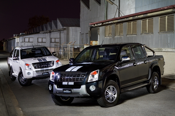 Isuzu D-MAX Limited Edition III 600
