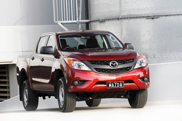 Mazda BT-50 Dual Cab XT main photo
