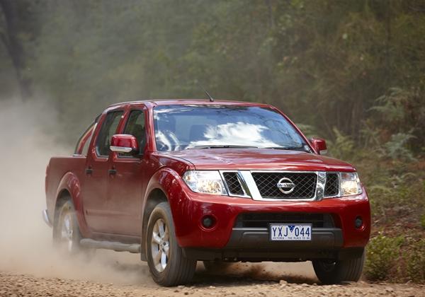 Nissan Navara 2012 model