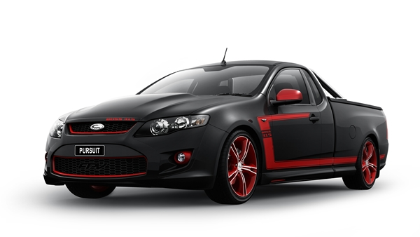 FPV Pursuit Ute 2012