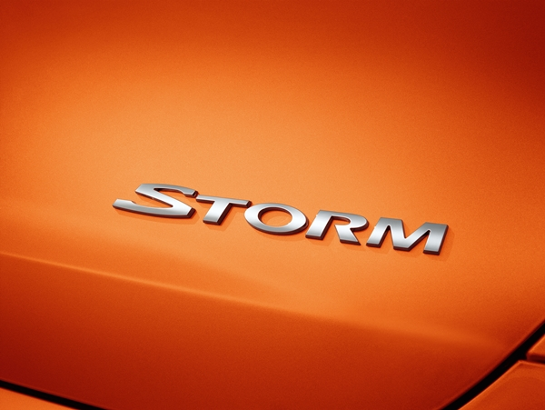 Holden Commodore VF Special Edition Storm Badge final