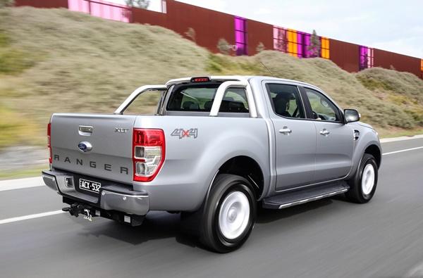 2018 Ford Ranger XLT 4WD