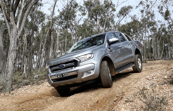 ford ranger xlt wd review ute guide