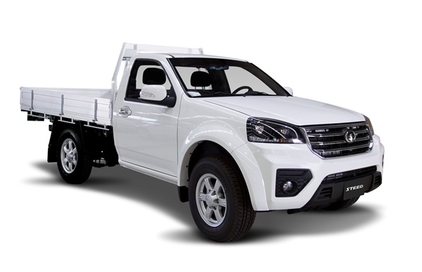 2018 Great Wall Steed 2WD Ute