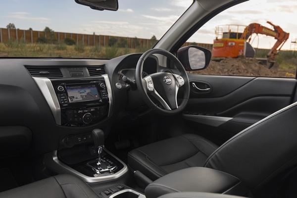 Nissan Navara ST-X 2018