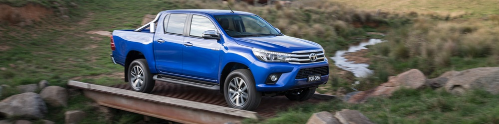 Toyota Hilux Sr5 Dual Cab Ute 4wd Review Ute Guide