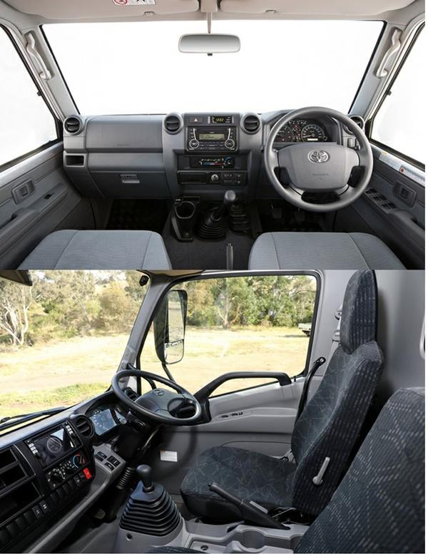 Hino VS LC70 interior 600