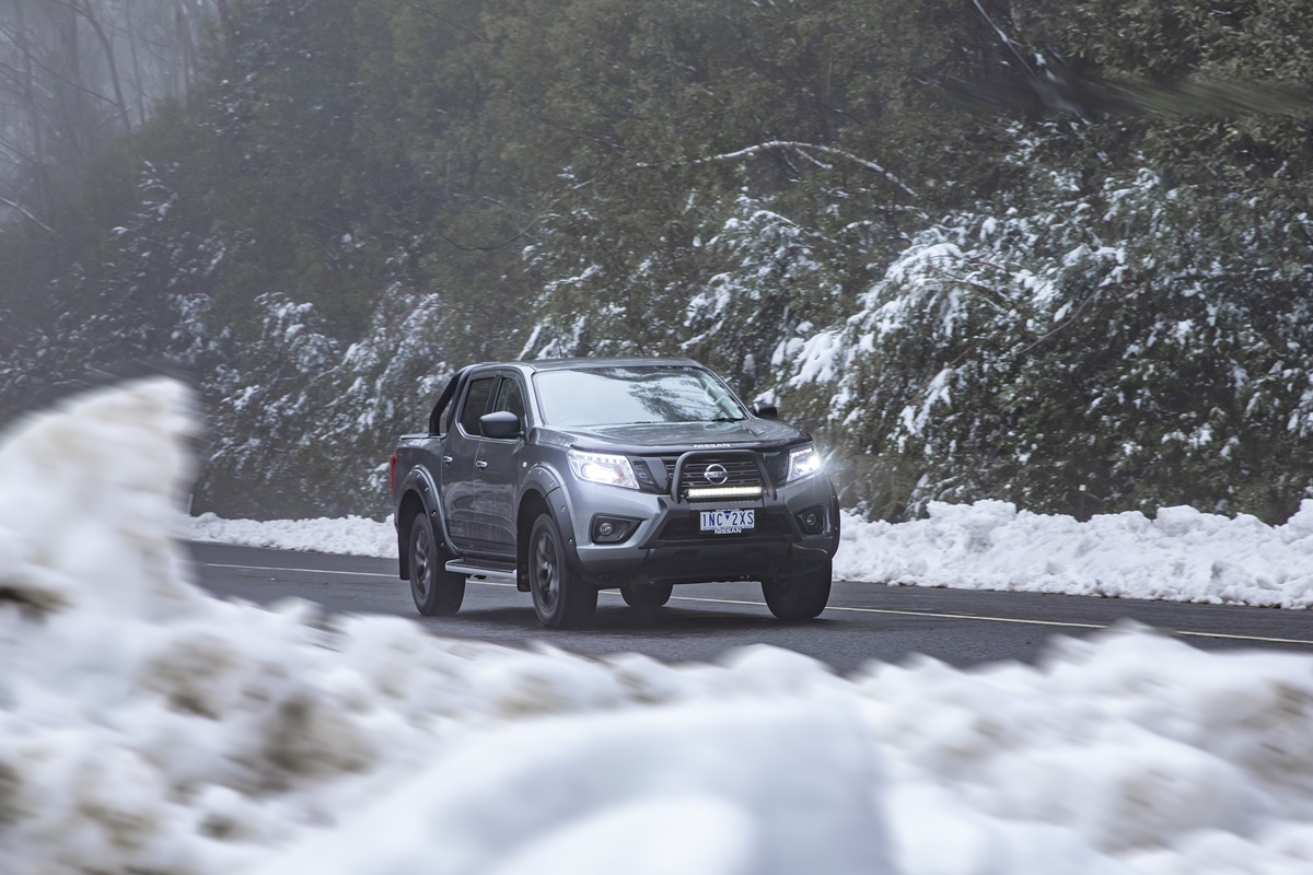 2018 Black Edition Nissan Navara ST - Ute Guide