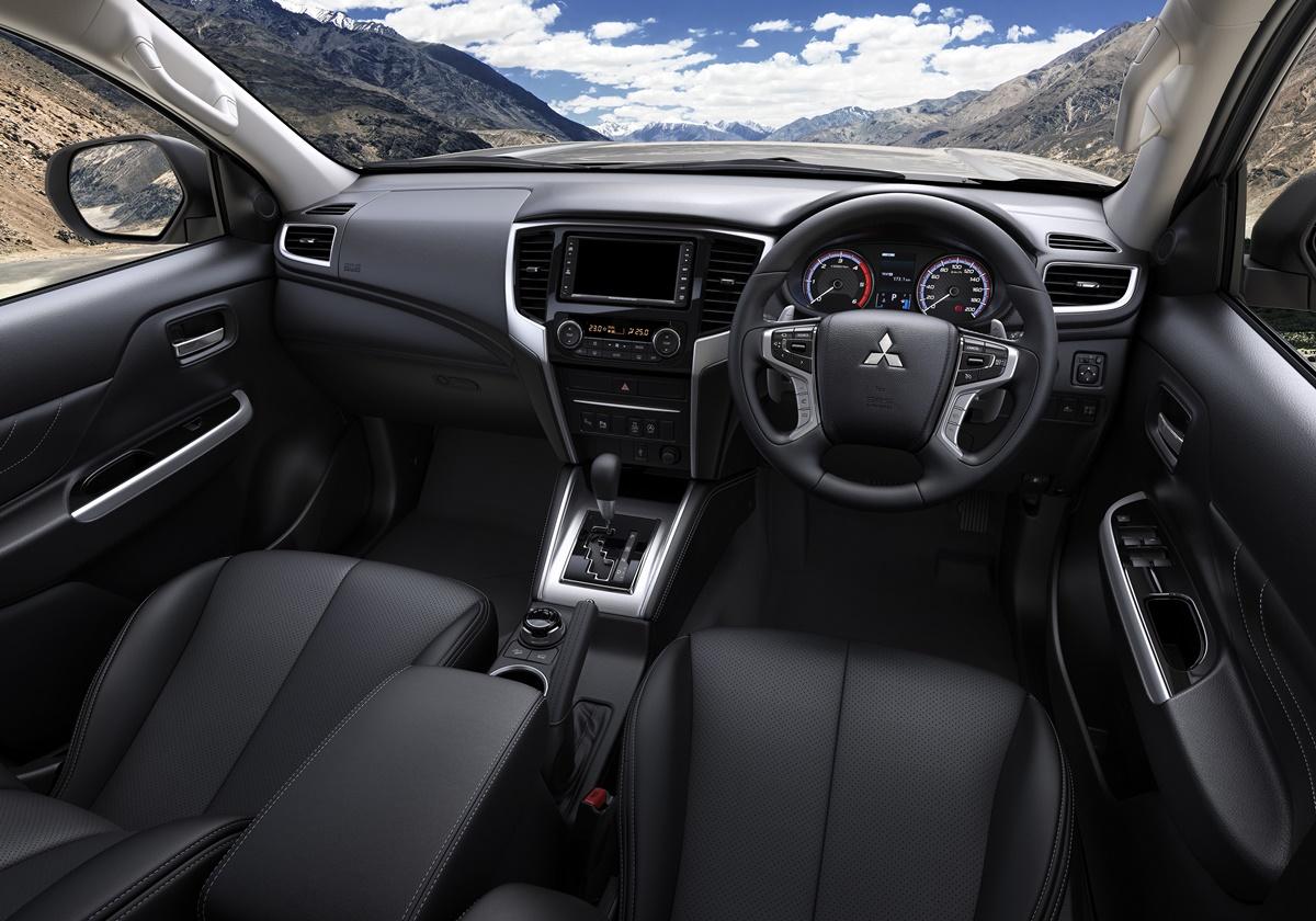2019 Mitsubishi Triton Update 1