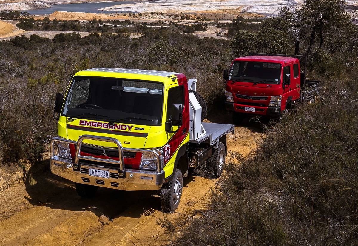 2018 Fuso Canter 4 4 Review Ute Guide