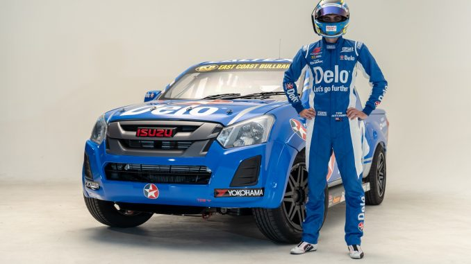Isuzu UTE partners with Ross Stone Racing and Caltex Australia in 2019 ECB SuperUtes Championship