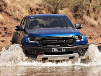 2018 Ford Ranger Raptor 12