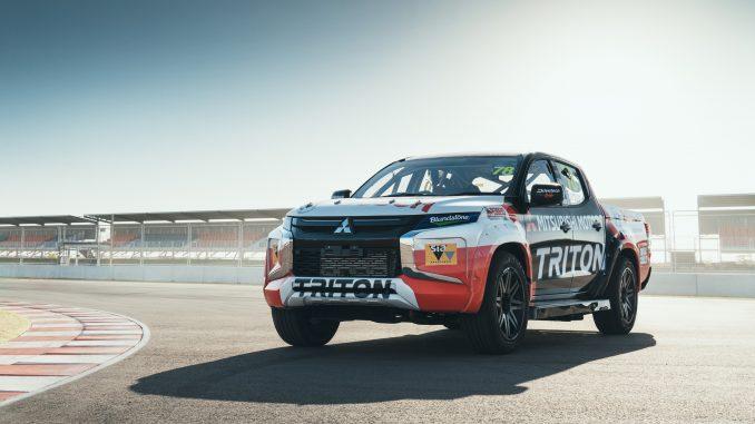 2019 Mitsubishi Motors Triton SuperUte