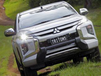 2019 Mitsubishi Triton GLS Premium 4WD 1