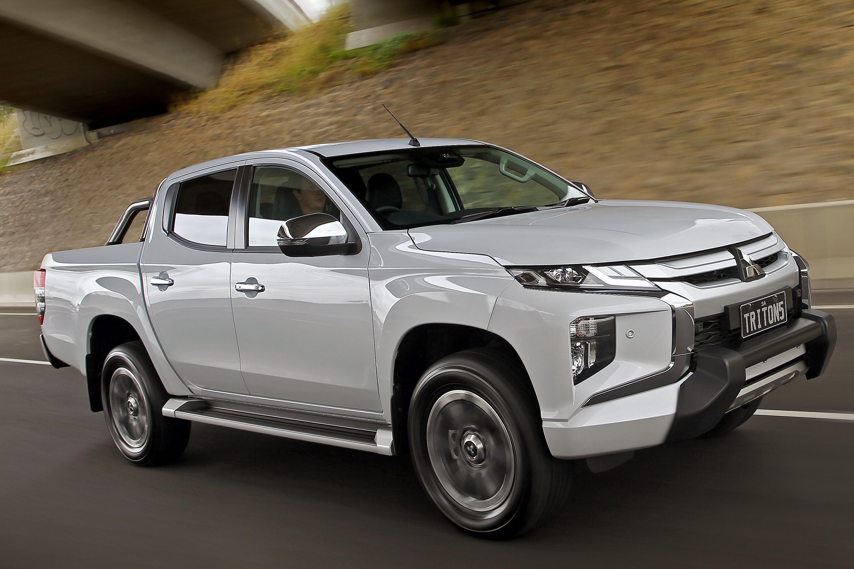 2019 Mitsubishi Triton Gls Premium Ute Review Ute Guide