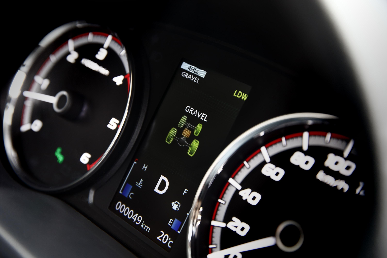 2019 Mitsubishi Triton GLS Premium 4WD 4 GRAVEL