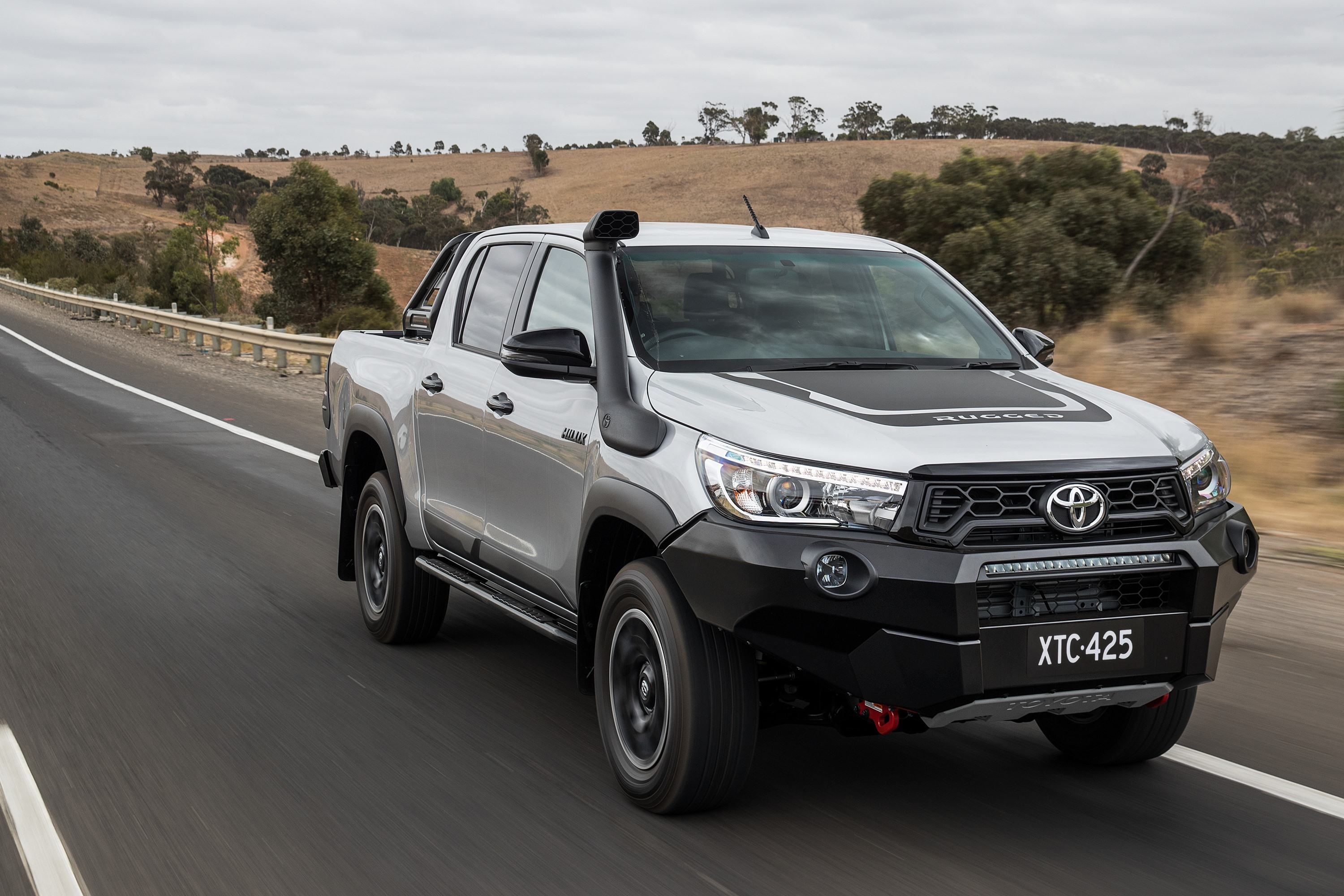 2019 Toyota HiLux Rugged X Review - Ute Guide