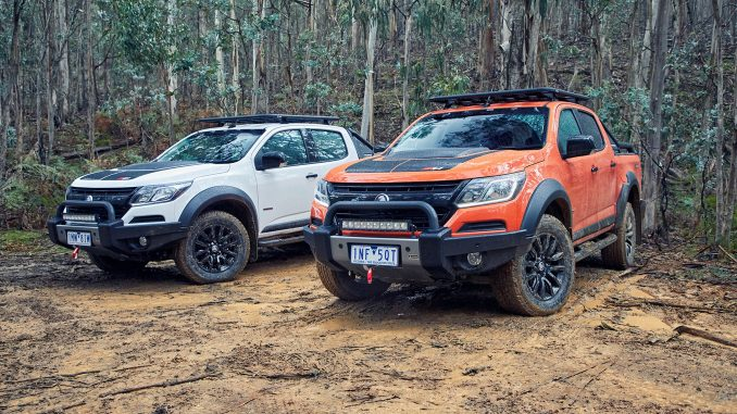 Holden Colorado Z71 Extreme 1