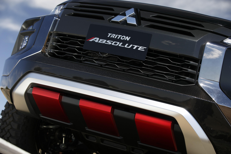 Mitsubishi Triton Absolute 1