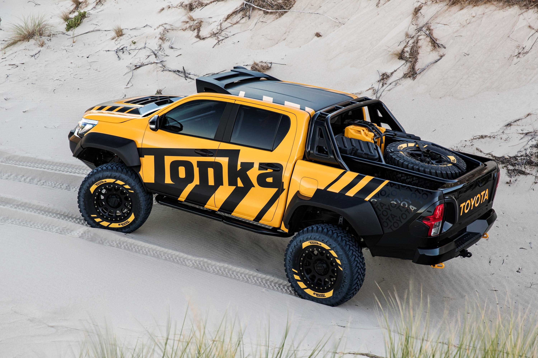 2017 Toyota HiLux Tonka Conceptz