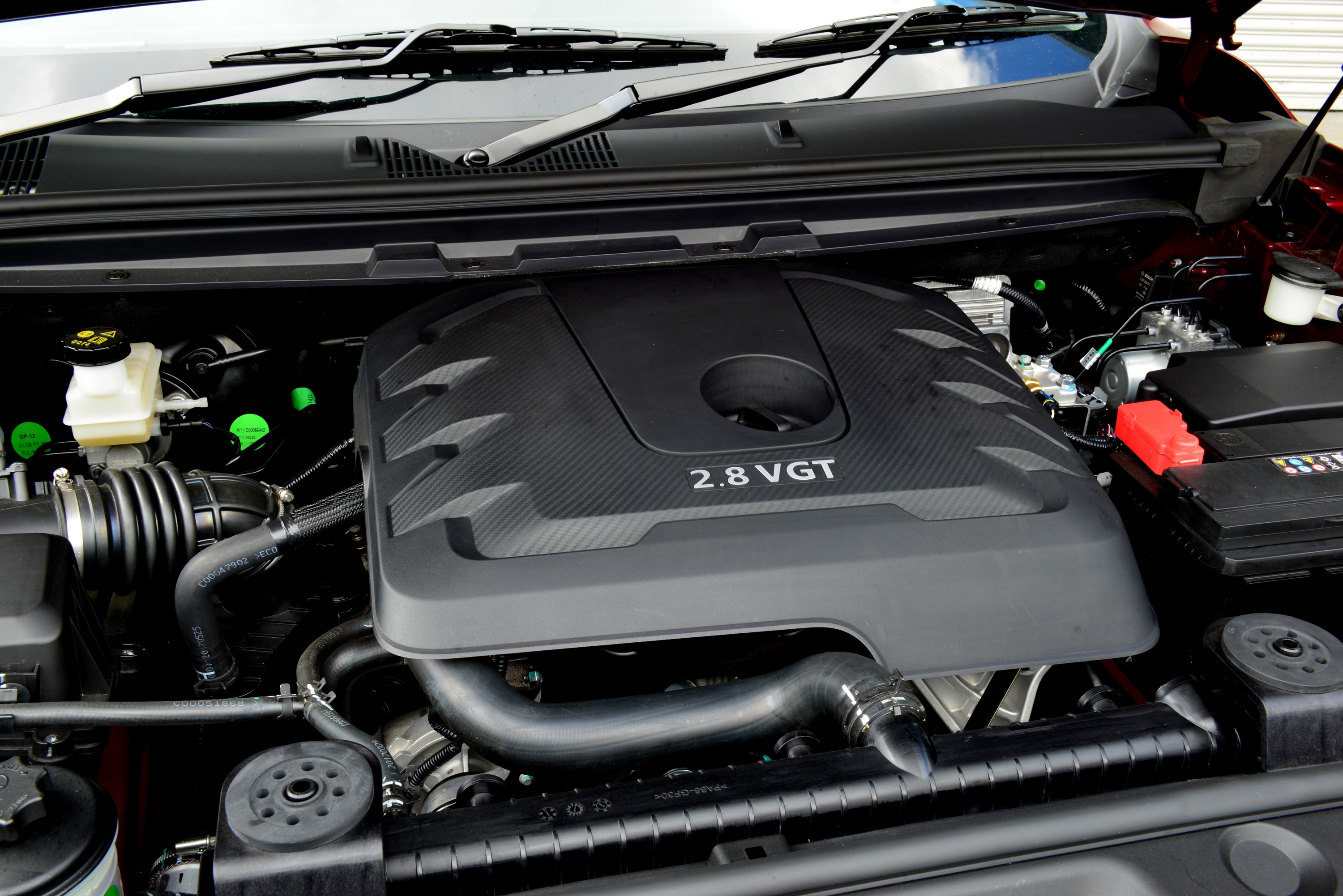 2019 LDV T60 Trailrider engine