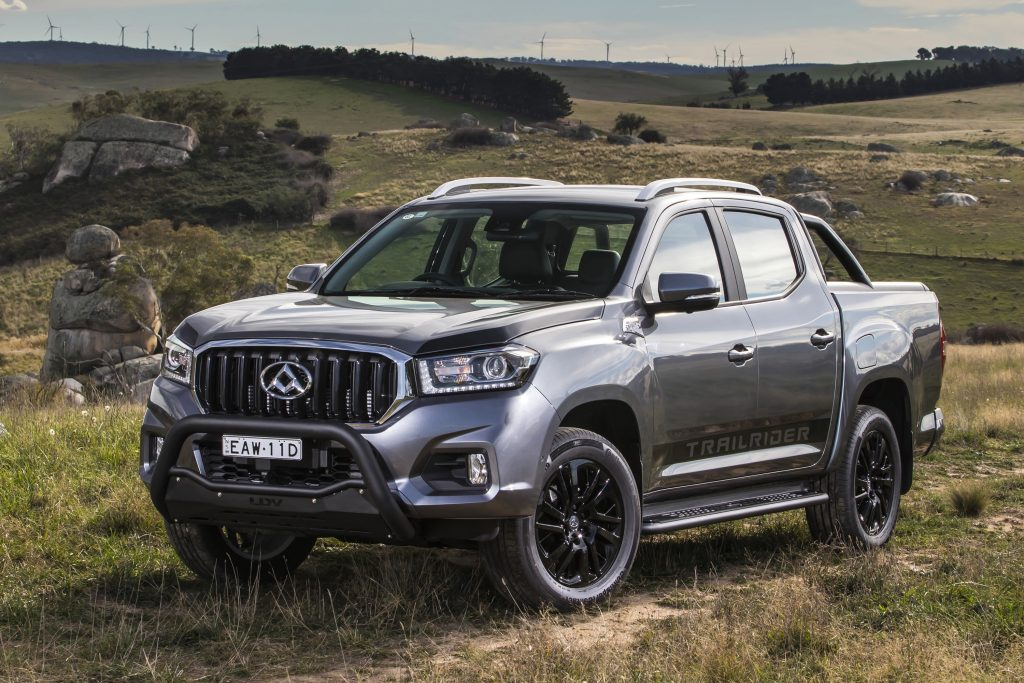 LDV T60 Trailrider Limited Edition Review - Ute Guide