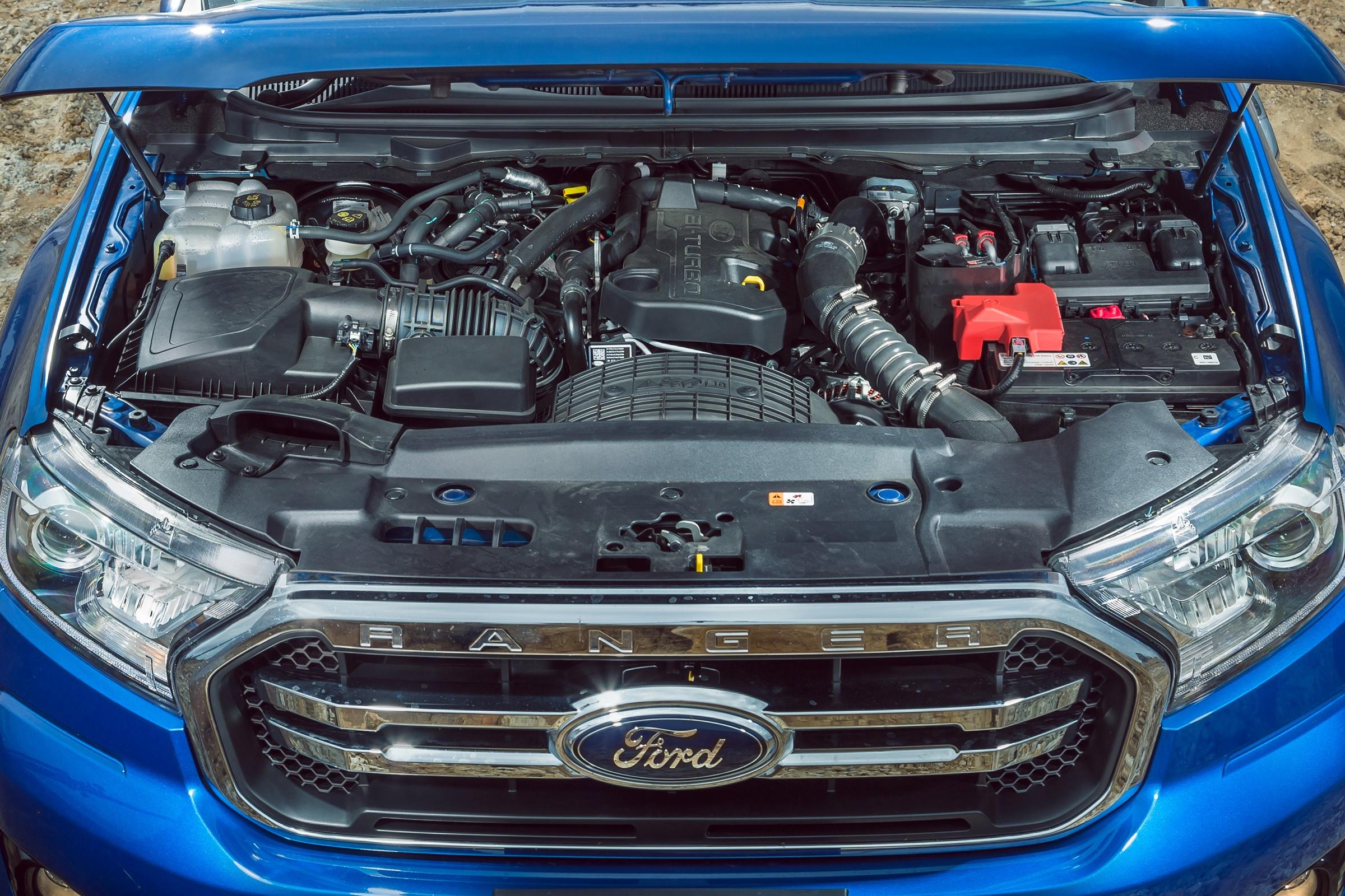 2018 Ford Ranger Raptor 13