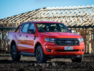 2019 Ford Ranger Sport Edition 1