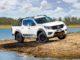 2019 Nissan Navara N-TREK front qtr