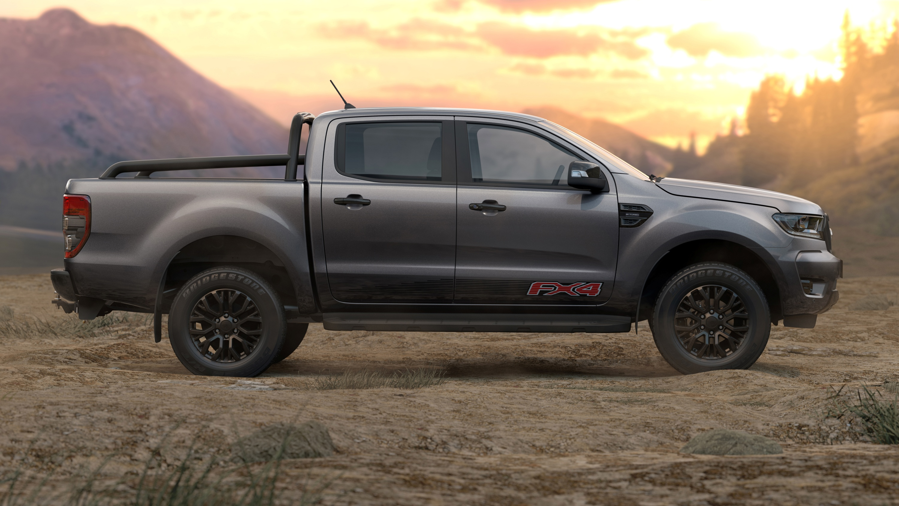 Ford Ranger FX4 Special Edition side