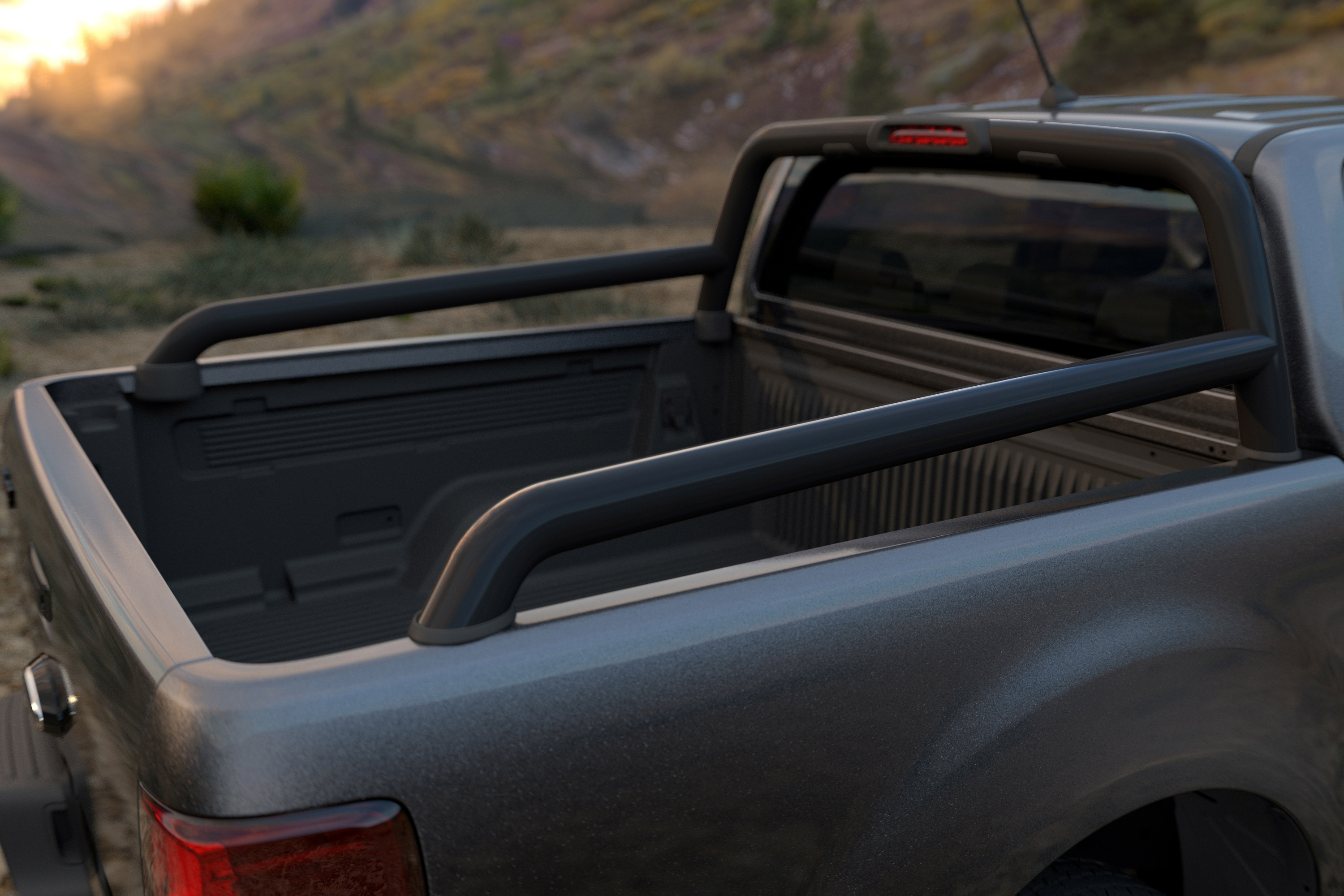 Ford Ranger FX4 Special Edition tray