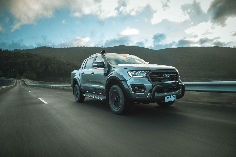 2019 Ford Ranger Wildtrak X