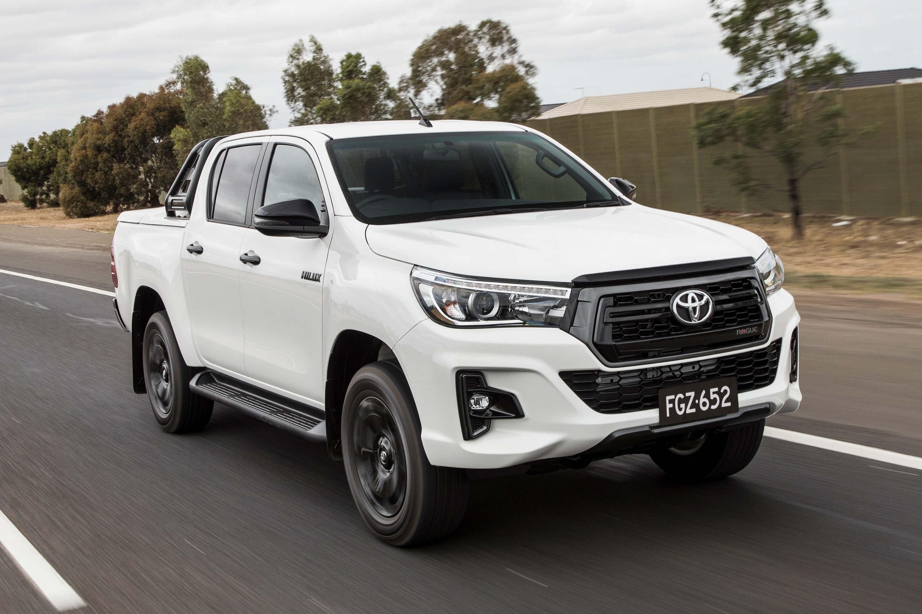 Toyota HiLux Rogue 2019 Review - Ute Guide