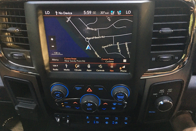 2019 RAM 2500 Sport