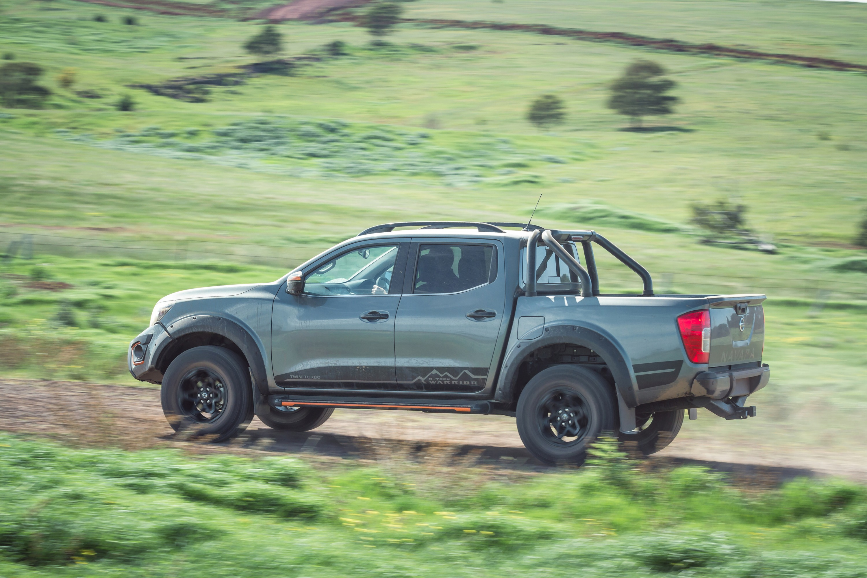 Nissan Navara N-TREK Warrior 20 dimensions