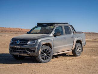 2019 VW Amarok TDI 580 VY Highline Black 3 wheels tyres